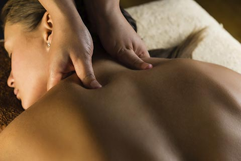Spa Space Chicago Womens Back Massage