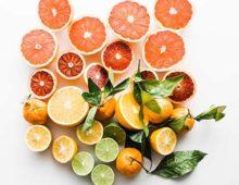 Citrus Rosemary Pedicure