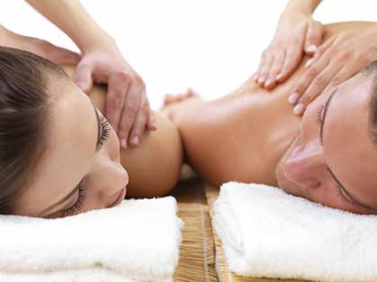 February Spa Package for Two