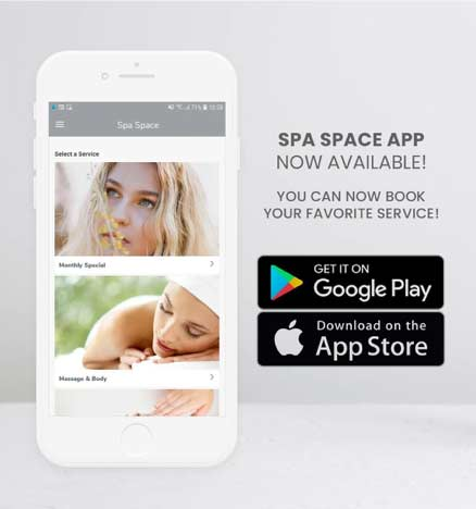 The Spa Space app is now available!