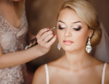 Bridal Beauty Is No Accident