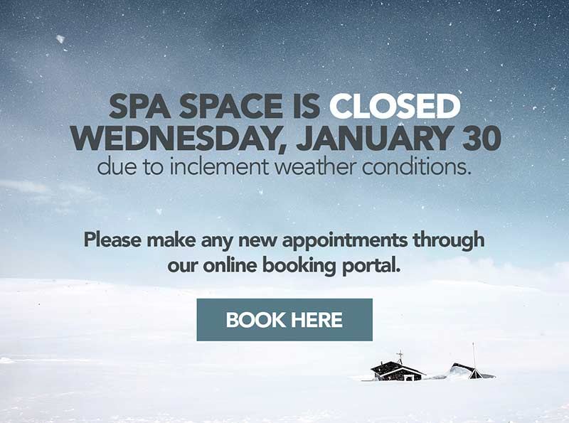 Oasis Day Spa Closing