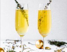 Sparkling Champagne Pedicure