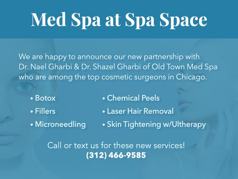 Med Spa at Spa Space!